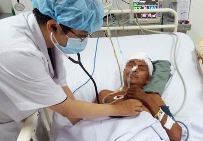 BV quận 2 mổ thành công hai ca chấn thương sọ não nặng