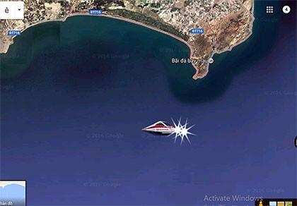 2 tàu đâm va: Vẫn chưa tìm thấy thuyền trưởng và thuyền viên mất tích