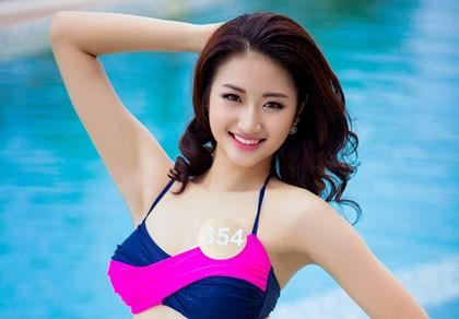 Ngắm Trần Thị Thu Ngân và 4 người đẹp Hoa hậu Bản sắc Việt toàn cầu