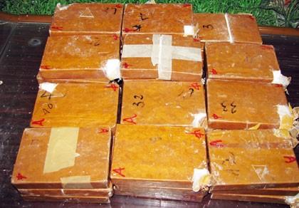 35 đối tượng trốn truy nã ma túy ở Lóng Luông