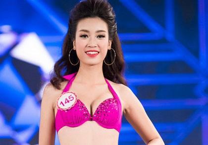 Cùng ngắm lại người đẹp thi áo tắm Hoa hậu Việt Nam 2016