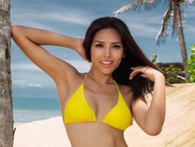 Nguyễn Thị Loan tiếp tục thi Hoa hậu Hòa bình Quốc tế