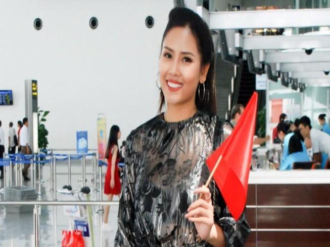 Nguyễn Thị Loan, Phương Linh đi thi sắc đẹp quốc tế