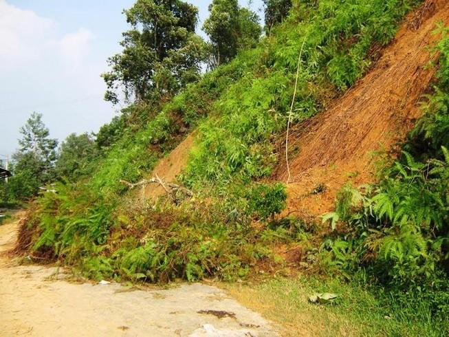 Quảng Nam: Mưa lớn, nhiều khu vực bị ngập nước