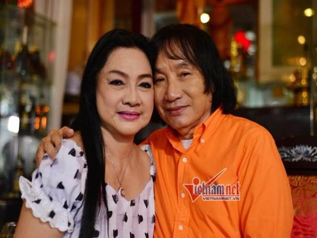 NSƯT Minh Vương: Vợ trẻ nhưng vẫn... khỏe!