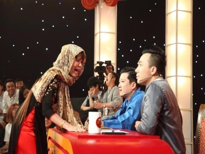 Phan Thị Hiên ẵm 100 triệu tại 'Thách thức danh hài'
