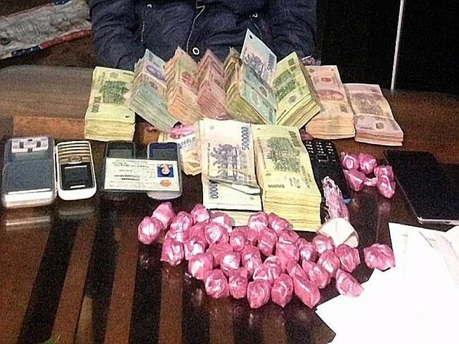 Bắt heroin, 4 cảnh sát ở Gia Lai được khen