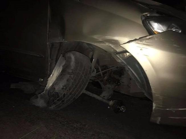 Nhật Kim Anh gặp tai nạn khi đi Bến Tre biểu diễn