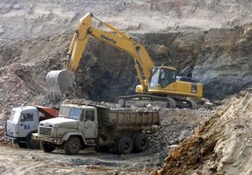 Có lợi ích nhóm trong khai thác khoáng sản