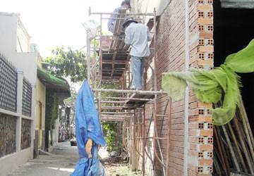 Cấp phép xây nhà trên hẻm giới?