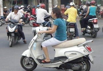 Hôm nay, phạt giao thông theo quy định mới
