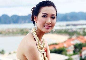 Đặng Thùy Trang: Cô gái Bách khoa đỗ  Á  hậu 2