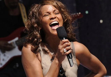 Nữ danh ca Mỹ Whitney Houston đột tử ở tuổi 48
