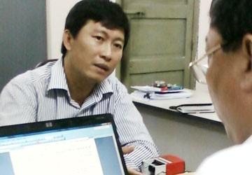 Luật sư Phan Trung Hoài sẽ tham gia bảo vệ quyền lợi cho Hoàng Khương