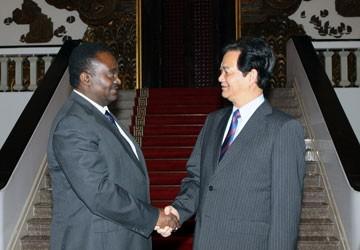 Khai trương Đại sứ quán Angola tại Việt Nam