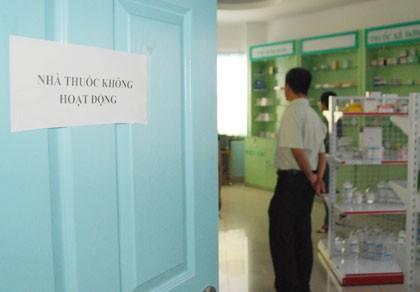 Phòng khám đa khoa quốc tế Trung Nam: Máy móc đồng loạt chờ… thẩm định!?