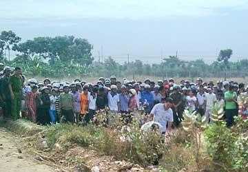 Bình Thuận: Một người đàn ông bị sát hại dã man