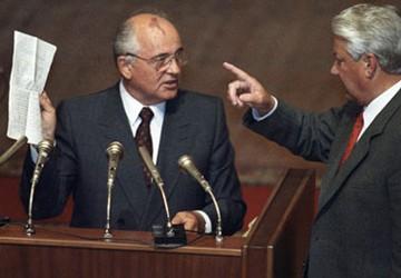 """Mikhail Gorbachev: """"Trong chính trị, tôi là người thất bại"""""""