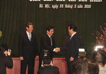 Thủ tướng Nguyễn Tấn Dũng: Phải thông tin mạnh hơn về chủ quyền lãnh thổ