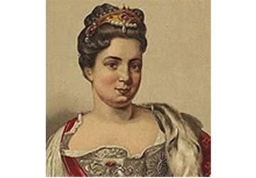 Cô hầu gái mù chữ trở thành nữ hoàng nước Nga