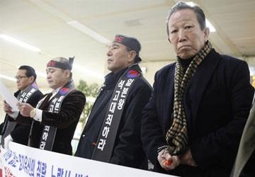 Đặc phái viên thủ tướng Nhật sang Hàn Quốc