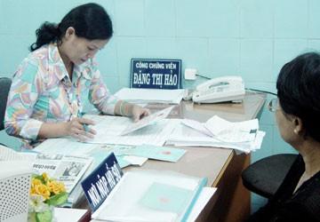 Kiến nghị giới hạn tuổi công chứng viên