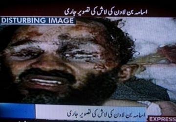 Hình ảnh mới nhất về cái chết của Osama bin Laden