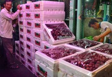 Tăng cường kiểm tra chất lượng trái cây nhập khẩu