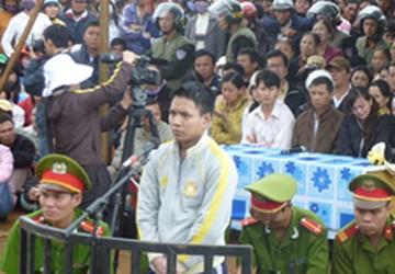Tử hình Lê Văn Vui, kẻ sát hại, đốt xác 2 bé trai ở Đắk Lắk