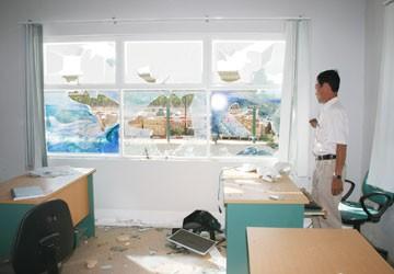Đà Nẵng: Người dân tấn công chủ dự án Golden Hills