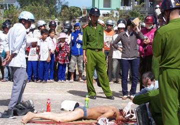 Phát hiện vụ giết người vứt xác ở Kon Tum