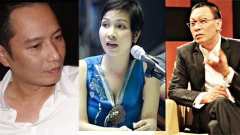 Lại Văn Sâm đối thoại thắng thắn với vợ chồng Mỹ Linh