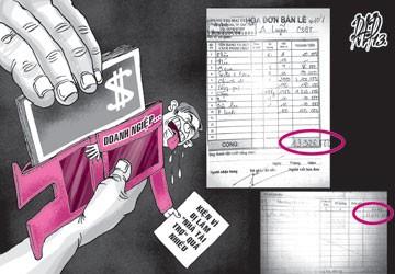 Doanh nghiệp tố bị ép trả tiền nhậu cho CSGT