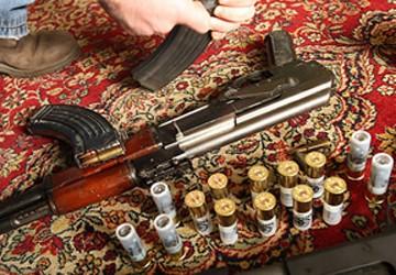 Thị trường chợ đen vũ khí tại Syria