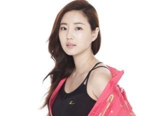 Hoa hậu Hàn Quốc gợi cảm với đồ thể thao