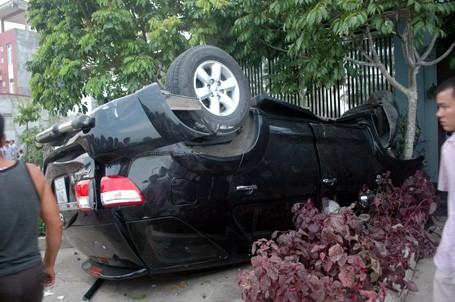 Xác định danh tính tài xế ô tô gây tai nạn khiến 3 người chết