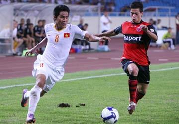 Việt Nam lại thăng tiến trên Bảng xếp hạng FIFA