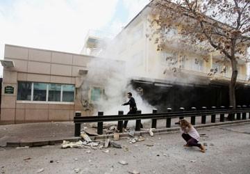 Thổ Nhĩ Kỳ trong vòng xoáy bạo lực