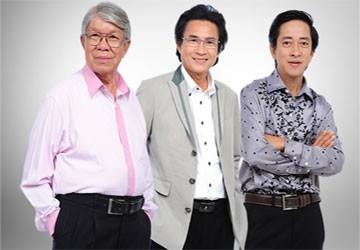 Ba thí sinh vào chung kết Tiếng hát mãi xanh 2013