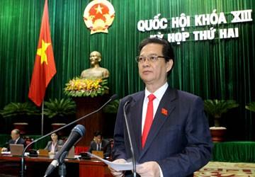 Thủ tướng Nguyễn Tấn Dũng: Đòi chủ quyền Hoàng Sa bằng biện pháp hòa bình