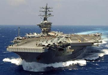 """Cận cảnh tàu sân bay """"khủng"""" nhất của Mỹ"""