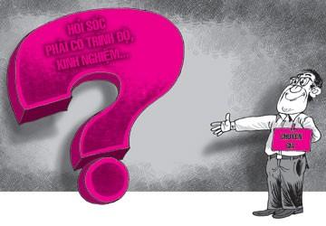 Vụ tuyển dụng gây sốc ở MobiFone- Gây sốc: Không phải việc của dân nghiệp dư