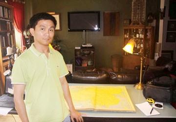 Hoàng Sa - Trường Sa: AnhViệt kiều mê sưu tập bản đồ