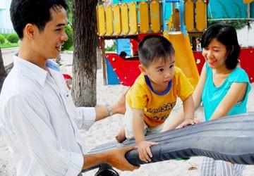 Nhân cách hình thành từ giáo dục của gia đình