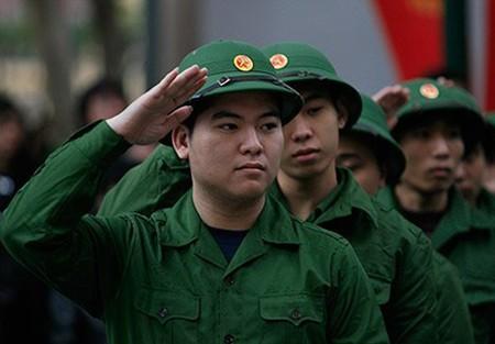 Khối ngành quân đội, công an: Xu hướng chọn nghề mới