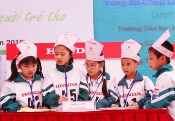 Chung kết cuộc thi An toàn giao thông cho nụ cười trẻ thơ