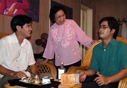 Nữ đạo diễn điện ảnh đầu tiên của Việt Nam từ trần