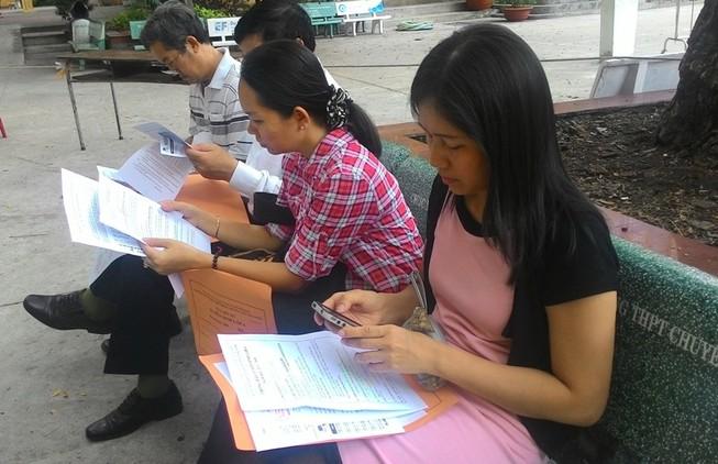 Bắt đầu phát hành đơn dự tuyển vào lớp 6 Trường Trần Đại Nghĩa