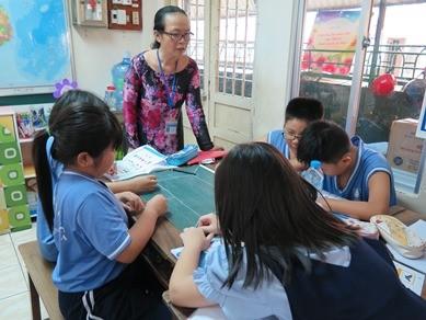 TP.HCM chỉ mới tuyển được 2/3 giáo viên tiểu học cho năm học mới