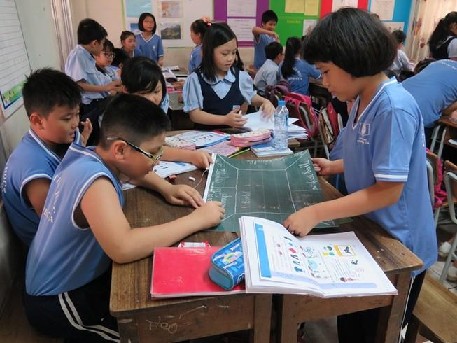 TP.HCM: Khảo sát năng lực tất cả học sinh lớp 3